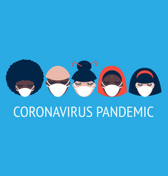 A coronavirus pandemic vector