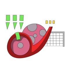 finish football sound clip art vector image
