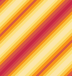 Seamless diagonal pattern red orange colours vector image vector image