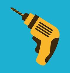 drill design vector image