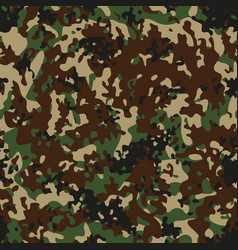 japan flectarn camouflage seamless patterns vector image vector image