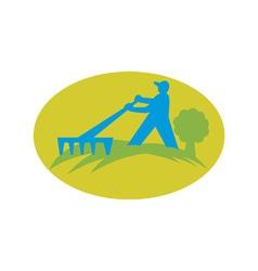 Farmer Symbol vector