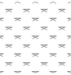 Market counter pattern vector