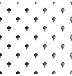 outdoor asian lantern pattern seamless vector image