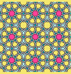 tangled lattice pattern inspired traditional vector image