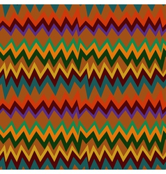 Seamless pattern with Aztec elements vector image vector image