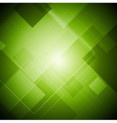 Abstract vibrant tech vector image