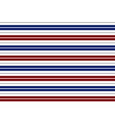 Red Blue White Gray Stripes Background vector image