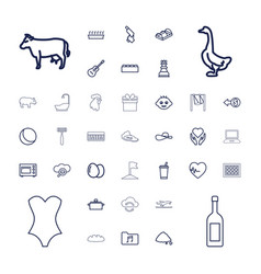 37 background icons vector