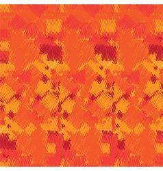 Abstract background orange vector