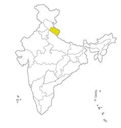 Uttarkhand vector