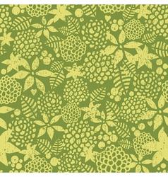 Foliage Pattern vector