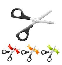 Scissors Set vector