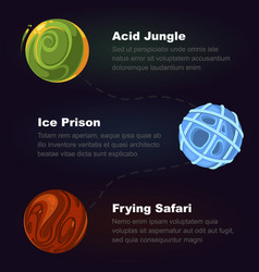 Stages of game graphics for games vector