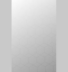 abstract white black gray color lines background vector image