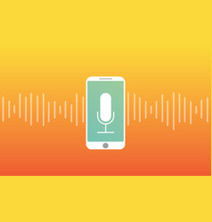 Personal assistant sound wave intelligent with vector