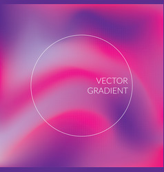 Purple and pink gradient background vector