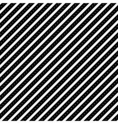 Seamless pattern Diagonal lines vector image