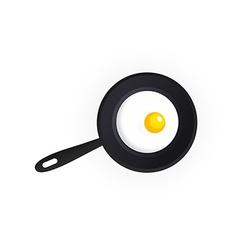 Tasty Scrambled Eggs vector