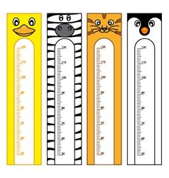 Animals Stickers vector image