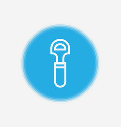 bottle opener icon sign symbol vector image