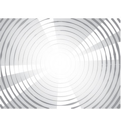Concentric circles halftone background vector
