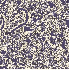 hand-drawn doodles vector image