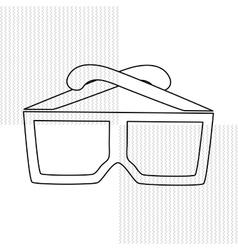 Movie icon design vector