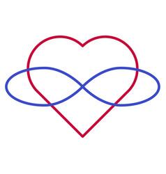 Unconditional Love Symbols Vector Images 32