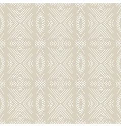 Beige backgrounds with seamless patterns vector image