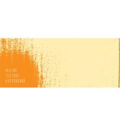 Orange texture background vector