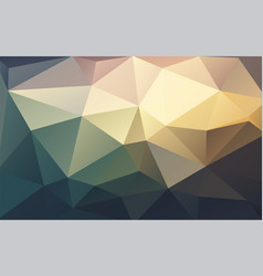 abstract geometric business color background vector image