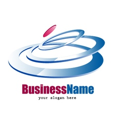 business icon design logo vector image