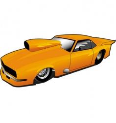 Camaro vector image