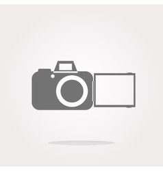 Camera icon Camera icon Camera icon eps vector