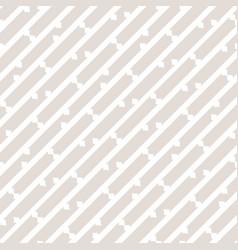 Diagonal bamboo branches seamless pattern vector