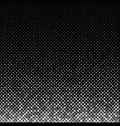 Grey geometric circle pattern background - design vector