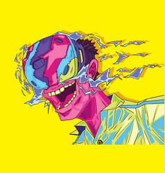 virtual emotion vector image