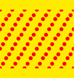 dotted pop art like background pattern seamlessly vector image