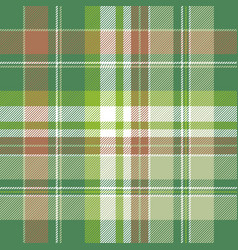 Green abstract modern plaid seamless pattern vector