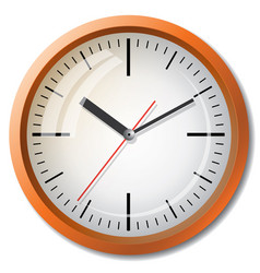 images of wall clocks world time concept vector image