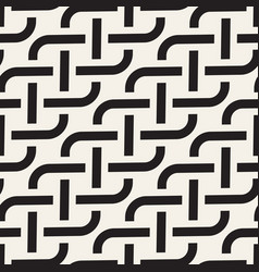 Seamless geometric pattern stylish vector