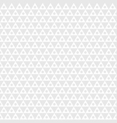 light minimal seamless geometrical hipster pattern vector image