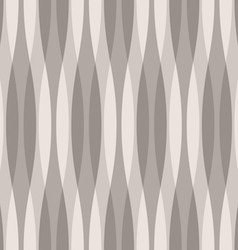 Shades of Gray Abstract Wavy Background vector image vector image