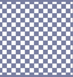 Checkered geometric pattern jagged squares vector