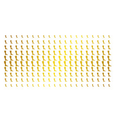 Leg golden halftone matrix vector