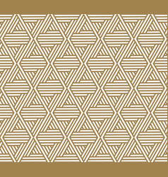 modern luxury stylish geometric textures with vector image