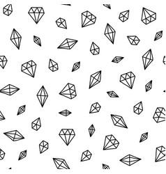scandinavian kids pattern vector image