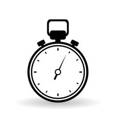 Chronometer icon design vector