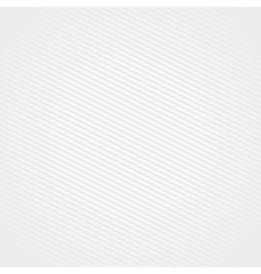 Gray striped background vector